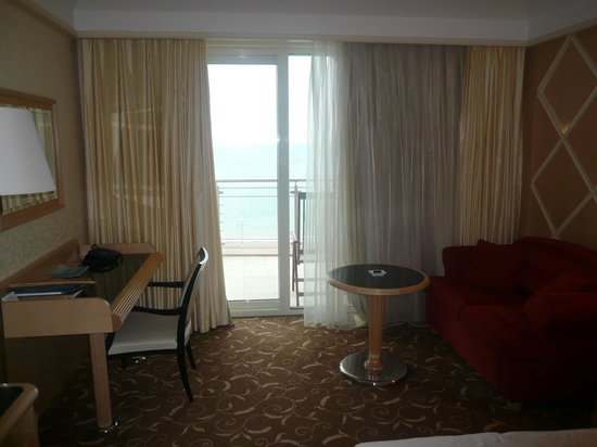 Hotel Splendid Conference & Spa Resort: A very comfortable and clean room