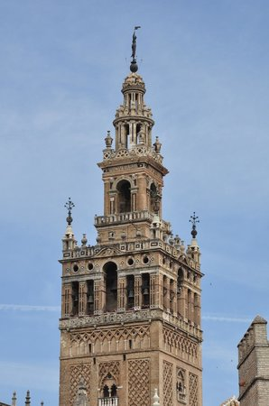 Torre Giralda : la torre de cerca
