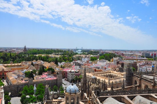 Torre Giralda : vistas