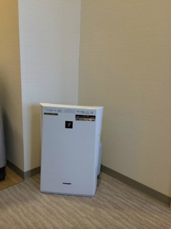 Fraser Residence Nankai Osaka : Thought find in the suite, an air purifer