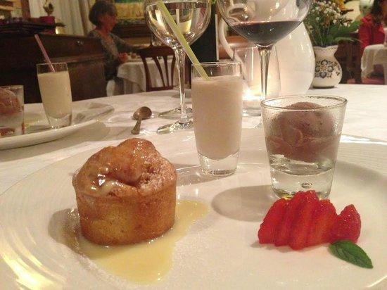 Country House Montali: Malu's divine desserts!