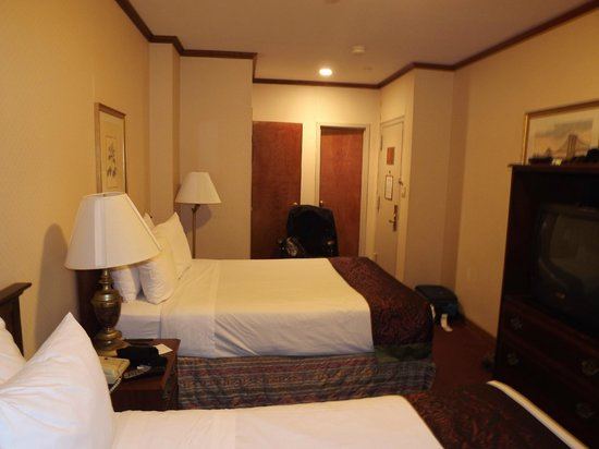 Days Inn Hotel New York City-Broadway: bedroom
