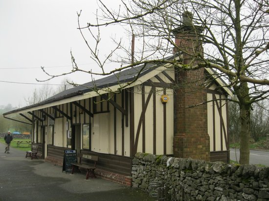 The Tea Junction: The Manifold Valley Visitor Centre