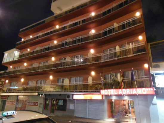 Adriano Hotel Torremolinos: Hotel