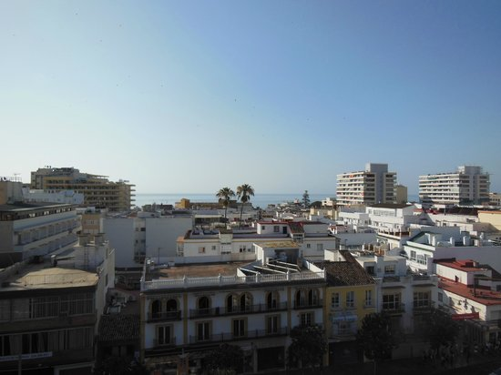Adriano Hotel Torremolinos: View from top
