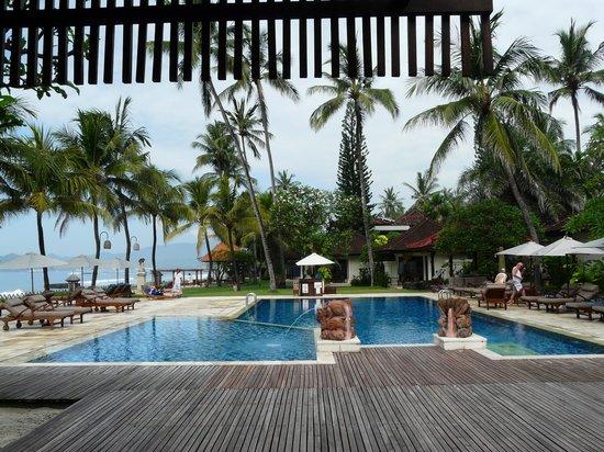 Rama Candidasa Resort & Spa : het heerlijke zwembad