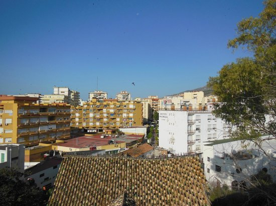Adriano Hotel Torremolinos: View from terrace