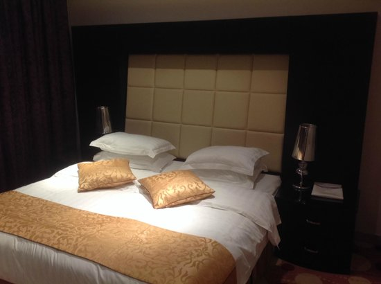 Orchid Hotel: One of the rooms of suite