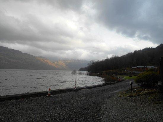 Loch Lomond Holiday Park: View
