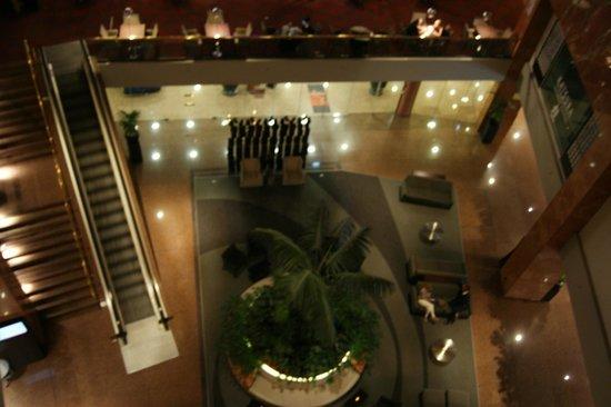 Grand Millennium Auckland: Hotel Foyer