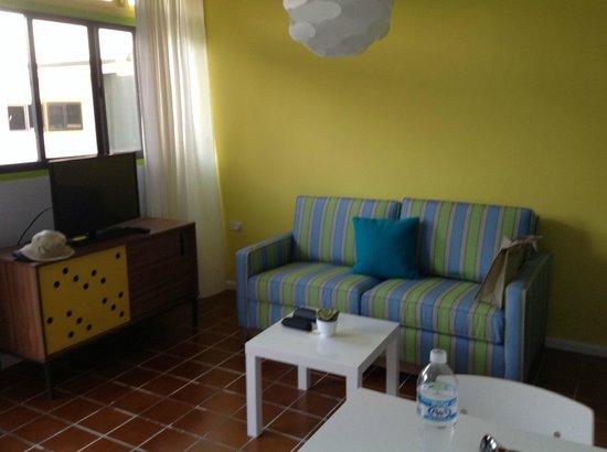 Bubali Bliss Studios: zitplaats