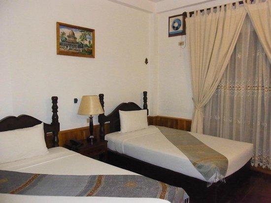Manoluck Hotel: 部屋
