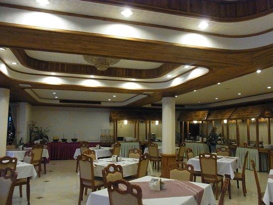 Manoluck Hotel: 朝食
