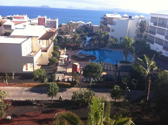 H10 Rubicon Palace: View from balcony