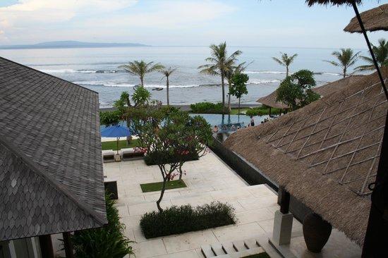 Anapuri Villas: View form Turret lounge