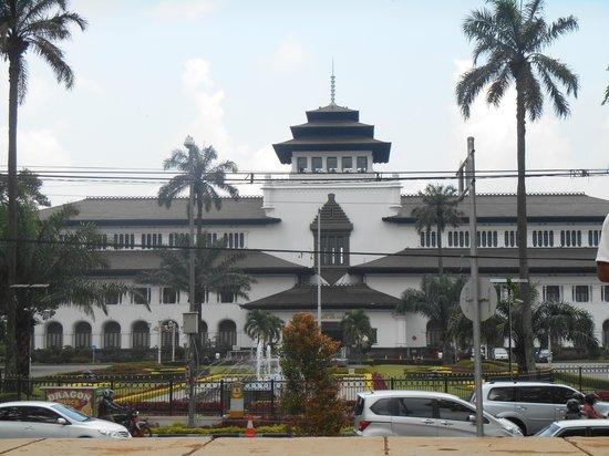 Bandung, Indonesië: Gedung Sate