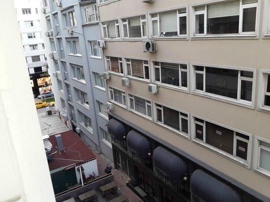 Nisantasi Flats: View