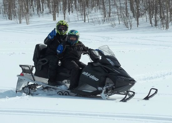 Snowmobile Rental from Club Rec - Eden, UT