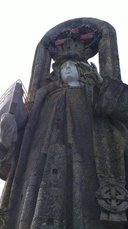 Virgen de la Roca: Virgen