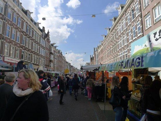 Albert Cuyp Markt : Street market