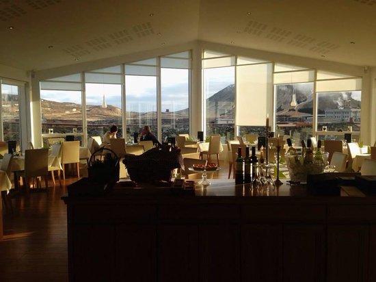 Northern Light Inn : Lovely restaurant