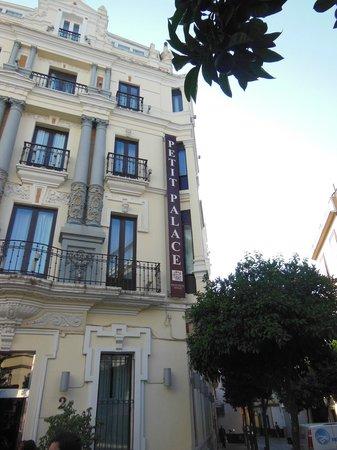 Petit Palace Canalejas Sevilla: Hotel
