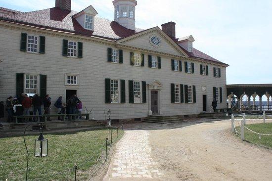 George Washington's Mount Vernon: Washington's Real Home