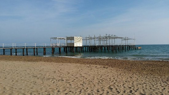 Susesi Luxury Resort : The Pier