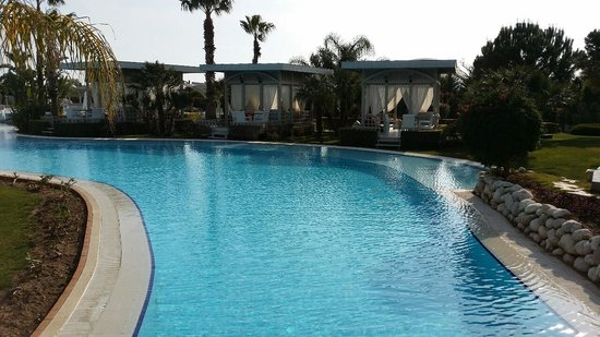 Susesi Luxury Resort : The Pool