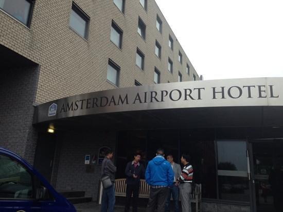Best Western Amsterdam Airport Hotel: hotel
