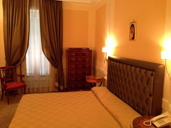 Boutique Hotel Trevi: Комната