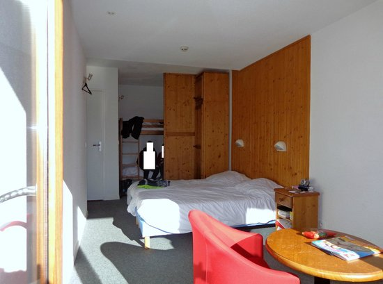 Village Club Cap'vacances de Valmorel Doucy : Chambre