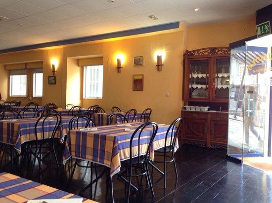 El Pizzaiolo Vigo S.L. : Salón