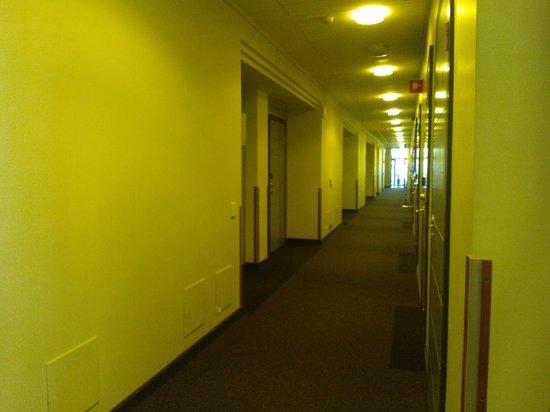 Lasaretti Hotel: Corridor