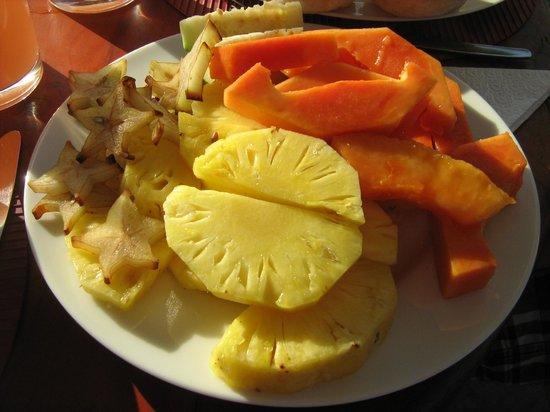 Club Koggala Village : завтрак