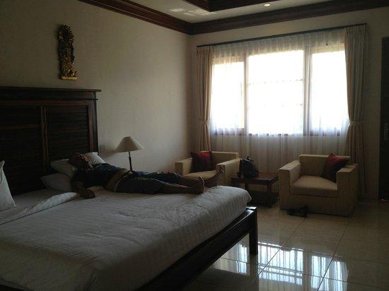Bhuwana Ubud Hotel : Room 218