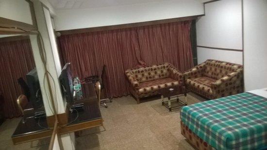 Hotel Windsor Castle: Room