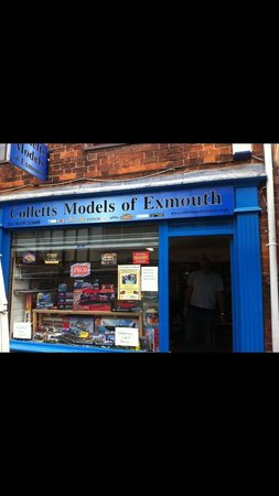 ‪Colletts models of exmouth‬