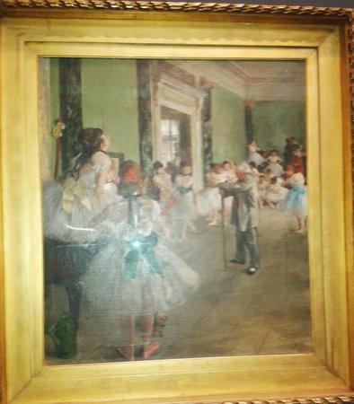 Musée d'Orsay : La lezione di danza - Degas