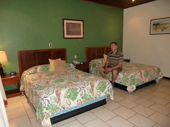 Tilajari Hotel Resort: Typical room interior