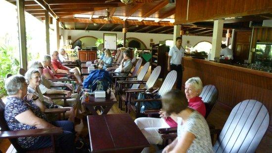 Tilajari Hotel Resort: Restaurant area