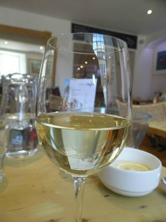 Rick Stein's Cafe: The wine
