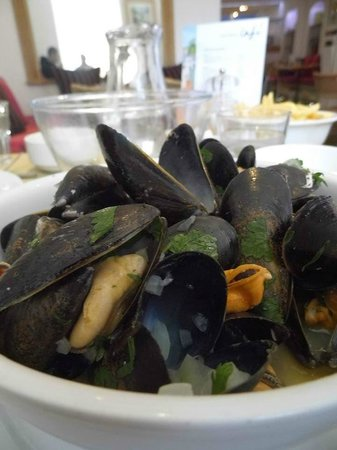 Rick Stein's Cafe : Moules