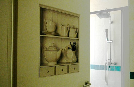 Teatime Guesthouse: bagno