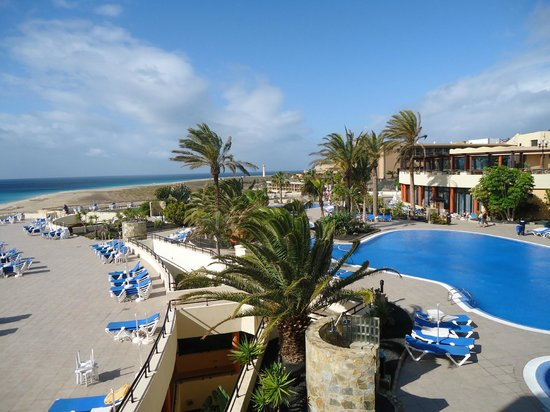 Iberostar Playa Gaviotas: Zimmer mit Meerblick 6139