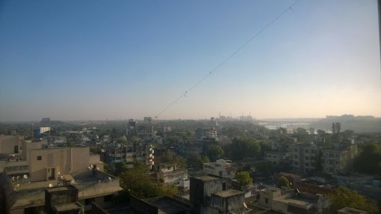 Starottel Ahmedabad: View from room