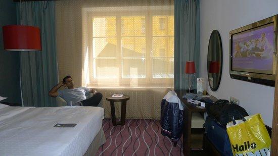 Sheraton Prague Charles Square Hotel: Deluxe Room