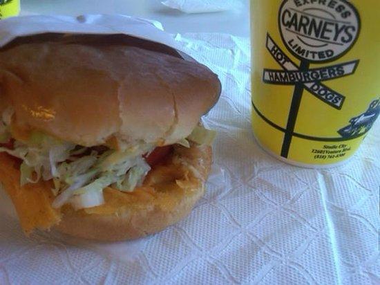 Carney's: Burger feast