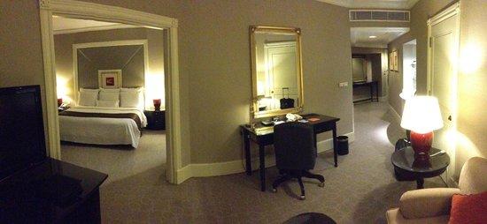 JW Marriott Hotel Kuala Lumpur : Suite