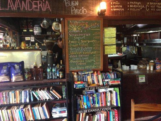 Cafe Rico: B